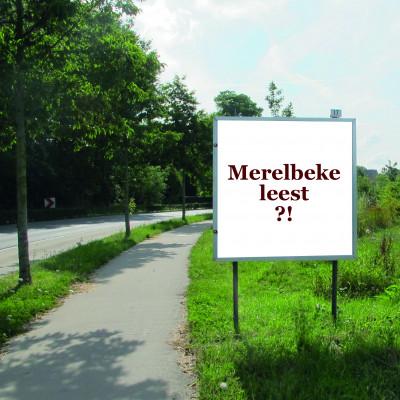 Fietsroute door Merelbeke
